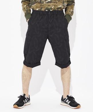Other 【WEB限定価格】ポプリンショートパンツ メンズ ダークグレー*ブラック
