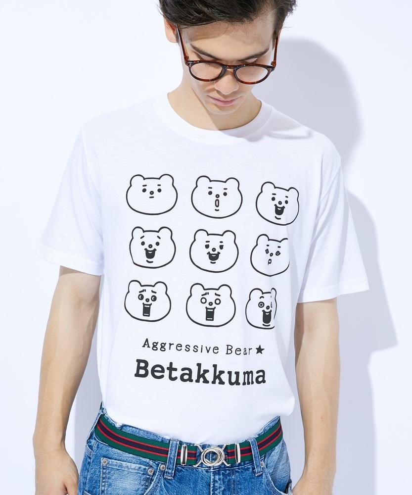 Other ベタックマプリントTシャツ メンズ ホワイト
