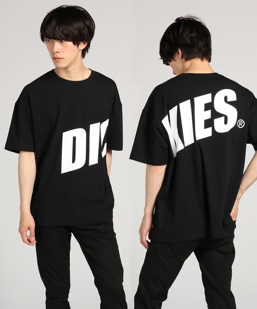 Dickies プリントTシャツ メンズ ブラック
