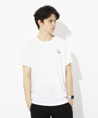 CHEAP MONDAY ワンポイントロゴTシャツ メンズ ホワイト