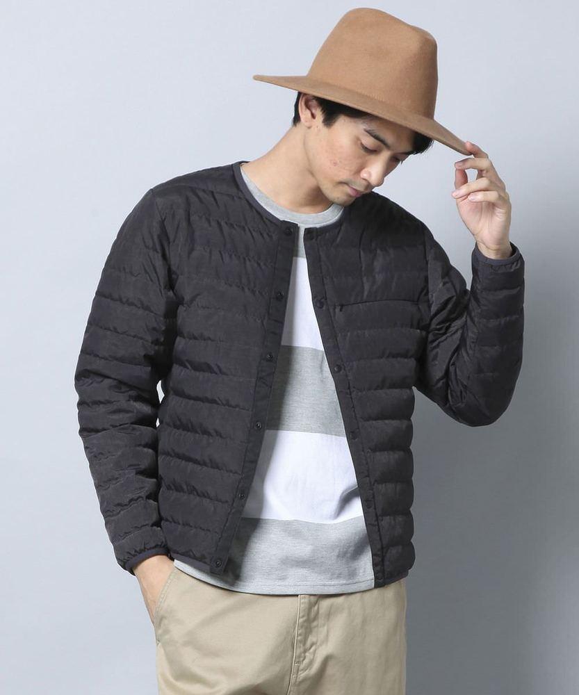 Marmot 【WEB限定】メトロダウンシャツ メンズ ブラック