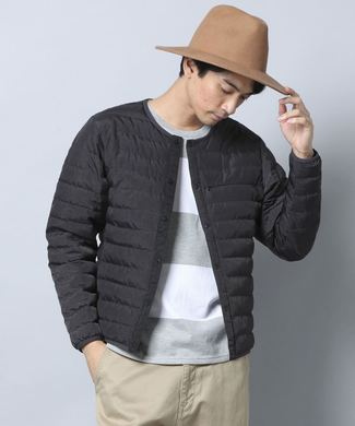 Marmot 【期間限定20%OFF】【WEB限定】メトロダウンシャツ メンズ ブラック