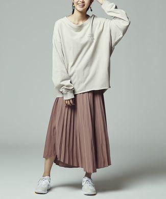 HONEYSUCKLE ROSE プリーツスカート レディース ピンク