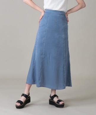 HONEYSUCKLE ROSE マーメイドスカート レディース ブルー