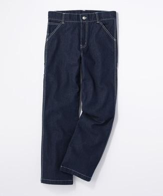 BACK NUMBER ペインターパンツ(ジュニアサイズ150-160cm) キッズ 濃色