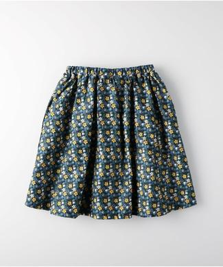 MPS インパンツ付きスカート キッズ(ジュニアサイズ155cm) ネイビー