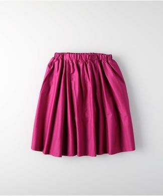 MPS インパンツ付きスカート キッズ(ジュニアサイズ155cm) パープル