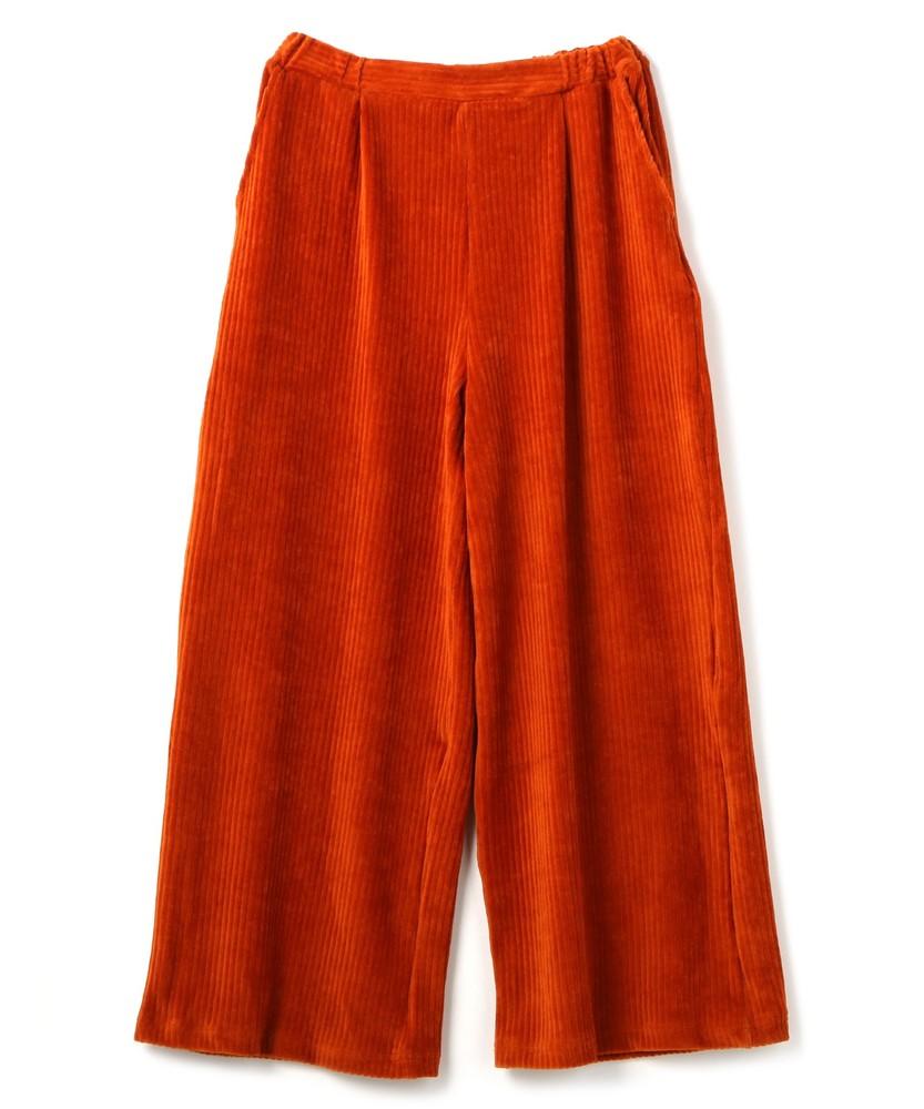 MPS(160) 【WEB限定価格】コーデュロイワイドパンツ(ジュニアサイズ160cm) キッズ オレンジ