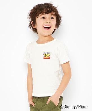DISNEY プリントTシャツ(トイ・ストーリー) キッズ ホワイト