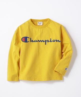 Champion スクリプトロンT キッズ イエロー