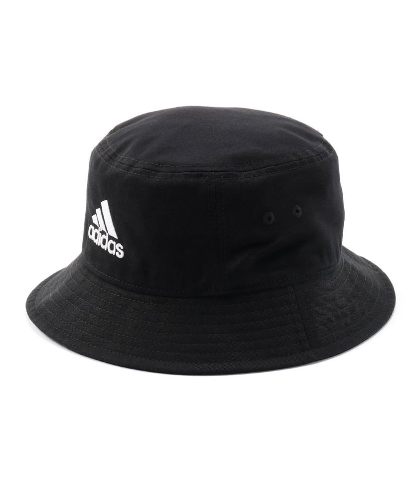 adidas バケットハット メンズ ブラック