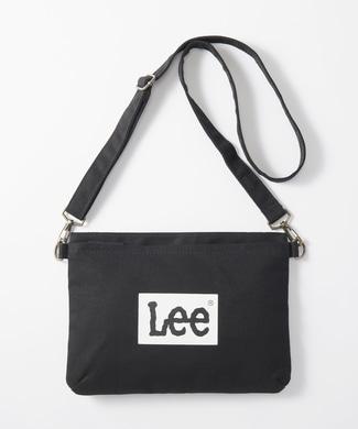 Lee サコッシュ ブラック