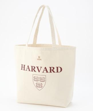 HARVARD ロゴトートバッグ キナリ