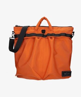 ALPHA 「CORDURA(R)」 ヘルメットバッグ メンズ オレンジ