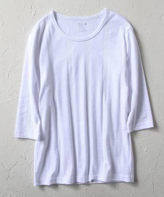 BASIC INNER ベアフライスTシャツ メンズ ホワイト