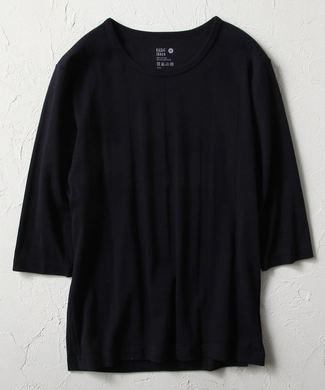BASIC INNER ベアフライスTシャツ メンズ ブラック