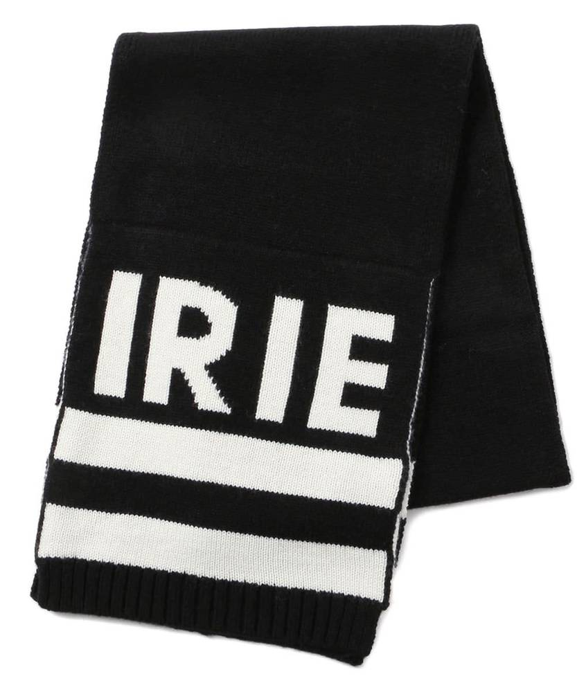 IRIE by Irielife 【WEB限定】マフラー ブラック