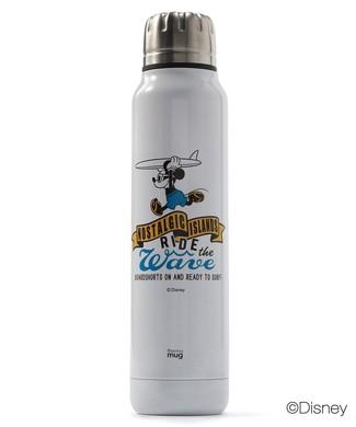 ライトオンオンラインショップthermo mug 【WEB限定】サーフスタイルミッキー アンブレラボトル メンズ ホワイト