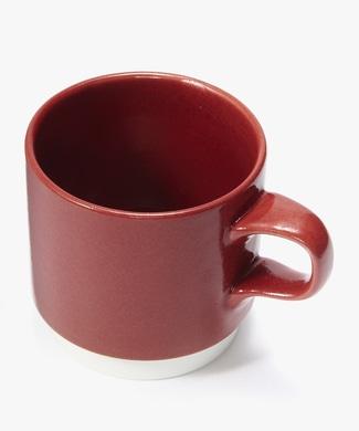 Kalita スタッキングマグカップ レッド