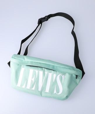 Levi's バナナスリングバッグ グリーン