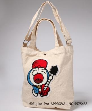 I'm Doraemon ドラえもんシャウトショルダートートバッグ A