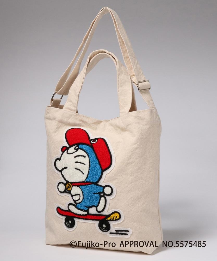 I'm Doraemon ドラえもんスケボートート A