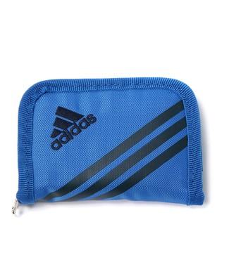 adidas リュエルコインケース キッズ ブルー