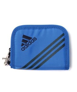 adidas リュエルパスケース キッズ ブルー
