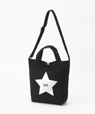 Lee 【WEB限定価格】スタープリントトート B