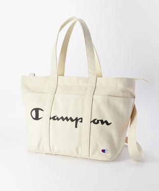 Champion シンプルロゴマザーズバッグ A