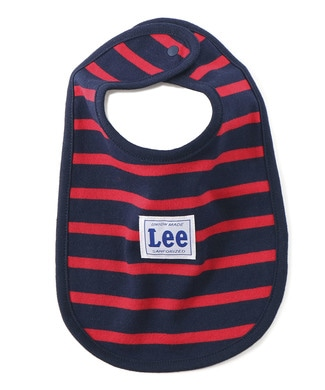 Lee 【WEB限定価格】ボーダースタイ キッズ レッド